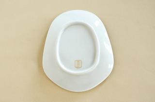 和食器通販 金照堂 お福さん銘々皿(大)