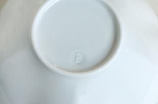和食器通販 金照堂 プラティ ボウル (ピンク)or(ブルー)or(橙)or(白化粧)