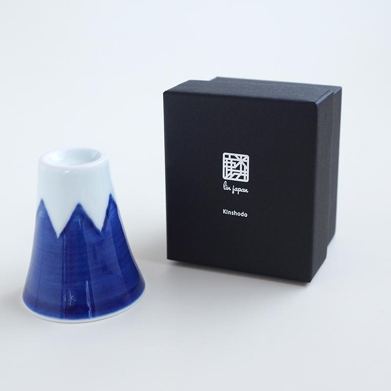 【和食器通販 金照堂】 空ショットグラス 富士山 記念品 ギフト 外国 プレゼント 贈答 お土産